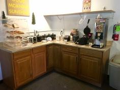 The Brookside Motel's breakfast room 2