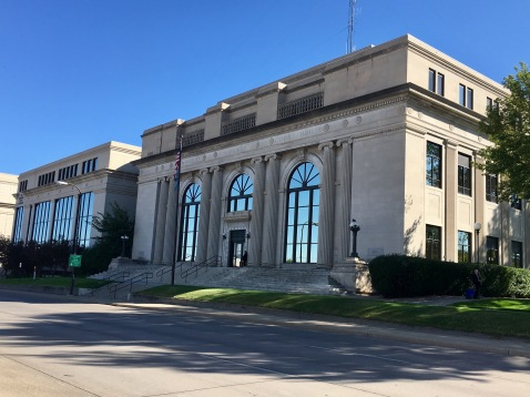 Pennington County Courthouse in Rapid City